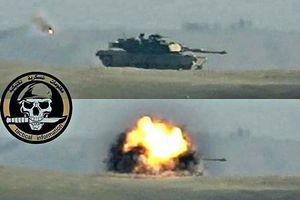 Quân ta đánh quân mình: tên lửa chống tăng TOW Mỹ tấn công xe tăng Abrams