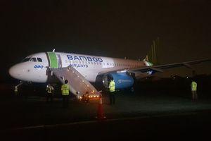 Bamboo Airways vượt qua kiểm chứng thoát hiểm và hạ cánh trên mặt nước