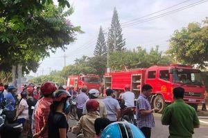 Cháy lớn tại nhà hàng 6 người tử vong