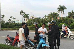 Hà Nội: Không đội MBH, có thể bị xử phạt bất cứ khi nào