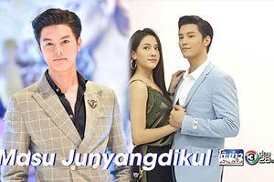Nam phụ 'Sóng gió cuộc đời' Masu Junyangdikul lần đầu đảm nhận vai nam chính