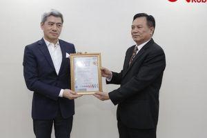 URC Việt Nam liên tục đạt các chứng chỉ đầu ngành về an toàn chất lượng