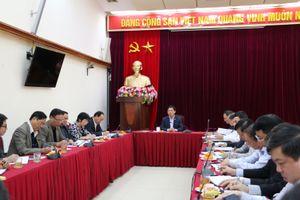 Bộ trưởng Nguyễn Văn Thể làm việc với Hội ATGT Việt Nam