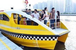 Tuyến buýt đường sông Sài Gòn hoạt động lại sau 2 lần tạm ngưng