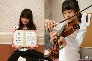 Sao Hoa ngữ nuôi dạy con gái thành những cô gái toàn năng như thế nào?