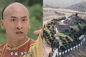 Sao nam 'Hoàn Châu cách cách' khoe trang trại như lâu đài ở quê