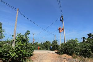 PC Khánh Hòa: Tăng cường đảm bảo an toàn lưới điện tại thôn nghèo