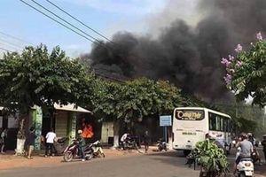 Vụ cháy nhà hàng 6 người chết: 'Tiếng la thất thanh'