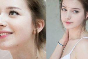 Cô gái Nga khiến giới trẻ châu Á mê mệt, được ví tiên nữ hạ thế