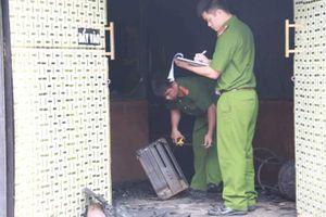 Thăm hỏi thân nhân các gia đình có người bị nạn trong vụ cháy ở Đồng Nai