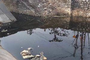 Hà Nam: Nước sông đang ô nhiễm ở mức độ 2