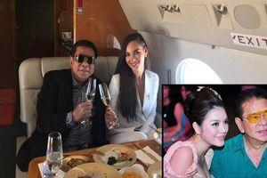 Anh nuôi Lý Nhã Kỳ dùng chuyên cơ riêng đưa tân Hoa hậu Hoàn vũ về Philippines