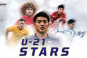 Đoàn Văn Hậu trong tốp 5 cầu thủ U.21 hay nhất châu Á