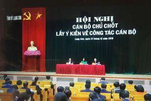 Kiện toàn Ban Thường vụ Tỉnh ủy Lạng Sơn