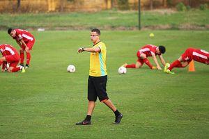 Gặp HLV thể lực mới người Brazil của đội tuyển Việt Nam