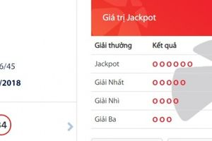 Xổ số Vietlott: Xuất hiện tỷ phú mới, chủ nhân của giải Jackpot gần 20 tỷ đồng?
