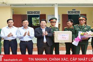 Chủ tịch UBND tỉnh Hà Tĩnh: Bộ đội cụ Hồ, từ nhân dân mà ra, vì nhân dân mà phục vụ