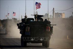 Iran tuyên bố sự hiện diện quân sự của Mỹ tại Syria là 'phi lý'