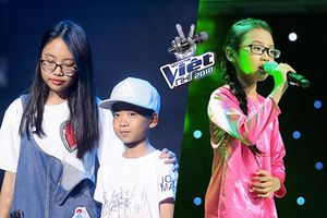 HOT: Song ca cùng Minh Chiến, Phương Mỹ Chi tái hiện 'siêu hit' Quê em mùa nước lũ tại Giọng hát Việt nhí