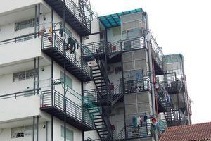 TP HCM: Chung cư mini sai phép Vietnam House Tower ngang nhiên tồn tại thách thức dư luận