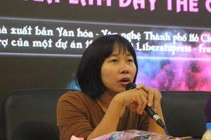 Nhà văn Nguyễn Ngọc Tư làm giám khảo cuộc thi văn chương tôn vinh phụ nữ