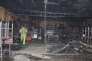 Thông tin mới nhất vụ cháy nhà hàng khiến 6 người tử vong ở Đồng Nai