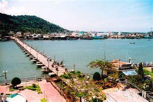 Lượng khách du lịch đến Kiên Giang tăng mạnh