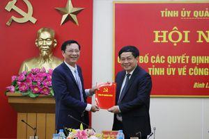 Đồng chí Mai Vũ Tuấn giữ chức Giám đốc Trung tâm truyền thông tỉnh Quảng Ninh