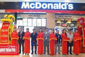 McDonald's Việt Nam khai trương nhà hàng thứ 18
