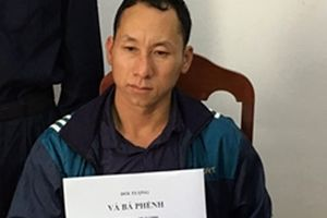 Cảnh sát biển bắt đối tượng vận chuyển 6 bánh heroin