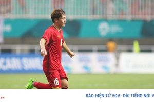 Minh Vương bất ngờ khi được gọi vào ĐT Việt Nam chuẩn bị cho Asian Cup 2019