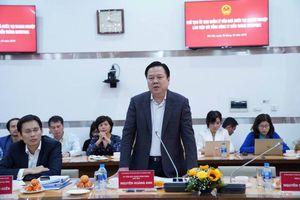 Chủ tịch Ủy ban Quản lý vốn nhà nước: 'Tôi có niềm tin là MobiFone sẽ thành công trong thời gian tới'