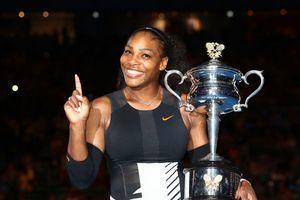 Serena Williams sẵn sàng chinh phục danh hiệu lớn trong năm 2019