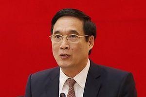 Công bố quyết định chuẩn y Bí thư Tỉnh ủy Phú Thọ