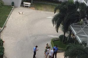 Bé gái rơi từ tầng cao chung cư Thủ Thiêm Sky tử vong