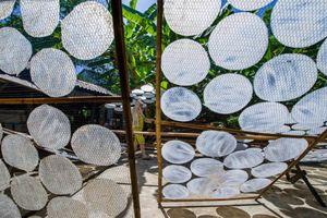 Thơm thảo bánh tráng Hương Hồ