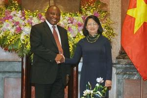 Việt Nam - Nam Phi: Hướng tới kim ngạch thương mại 2 tỷ USD