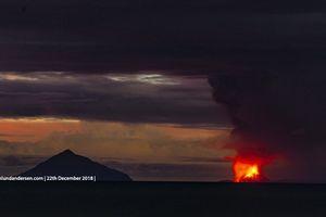 Nguồn gốc đặc biệt của núi lửa gây sóng thần khiến 168 người thiệt mạng ở Indonesia