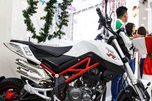 Thị trường xe máy Việt: Giá các mẫu xe máy Benelli cập nhật mới nhất