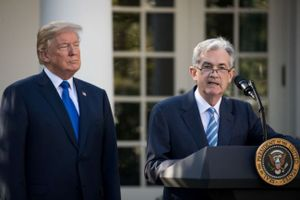Ông Trump muốn sa thải Chủ tịch Fed