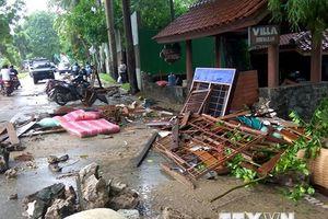 Indonesia tan hoang sau trận sóng thần hủy diệt