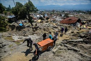 Những trận sóng thần tàn phá thảm khốc nhất trong lịch sử