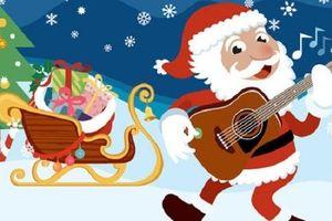 Top bài hát Giáng sinh hay nhất mọi thời đại, xếp hạng nhiều người nghe nhất