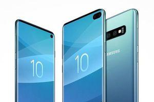 Samsung đã bắt đầu sản xuất Galaxy S10
