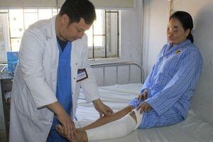 Phẫu thuật thành công cho bệnh nhân thuyên tắc huyết khối tĩnh mạch sâu nguy kịch