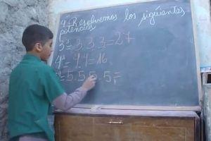 Cảm phục chuyện Hiệu trưởng trẻ nhất thế giới: 12 tuổi đã mở trường dạy chữ miễn phí cho trẻ em nghèo