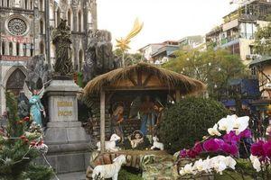 Trải nghiệm đón Giáng sinh tại 5 nhà thờ lớn ở Hà Nội
