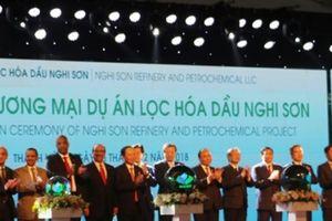 Thủ tướng dự lễ vận hành thương mại Nhà máy lọc dầu Nghi Sơn