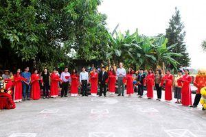 Ford Việt Nam khánh thành sân chơi dành cho trẻ em