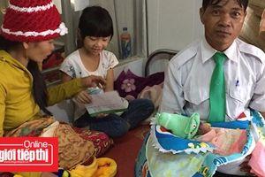 Tài xế người Ê Đê đỡ đẻ thành công em bé trên taxi Mai Linh